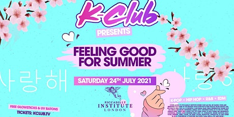 K-Club presents... The K-POP 'Feeling Good For Summer' Tour | London tickets