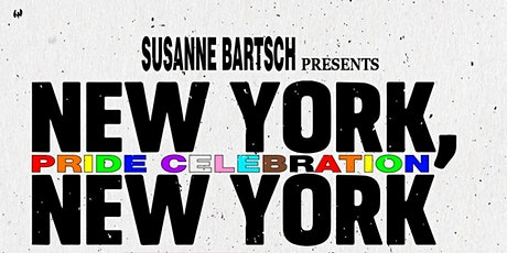 NEW YORK, NEW YORK! DANCE PARTY! tickets