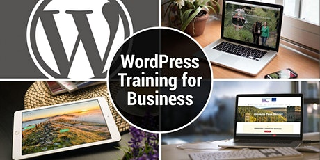 WordPress Training for Business tickets