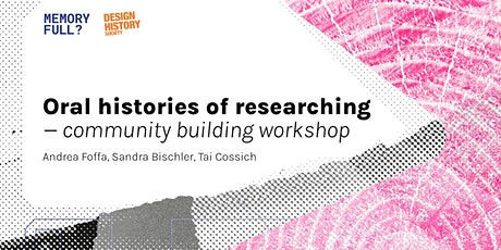 Oral histories of researching tickets