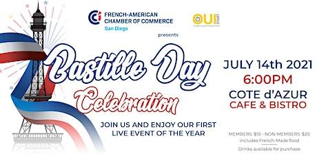 Bastille Day Celebration tickets