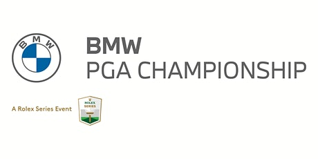 BMW  PGA CHAMPIONSHIP 2021 HOSPITALITY tickets