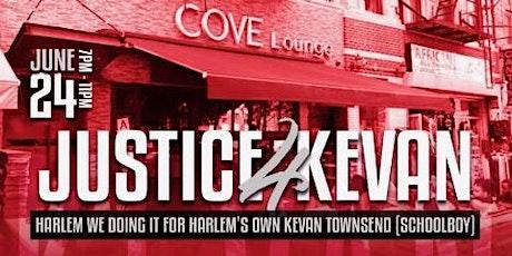 Justice 4 Kevan Fundraiser Dinner NY Edition tickets