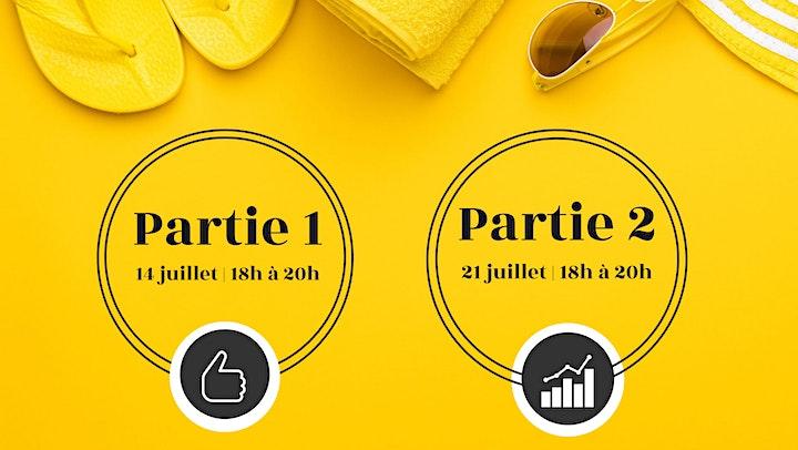 Image de Augmenter l'engagement sur Facebook cet été! (Ateliers en ligne)