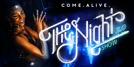 The Night Show at Kaldis Silver Spring tickets