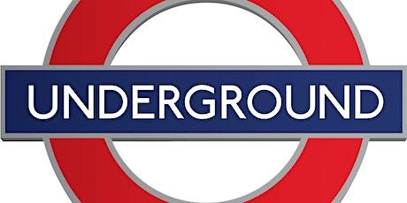 """""""UNDERGROUND"""" - Britpop, New Wave, UK Indie, Madchester, Dance Party! tickets"""