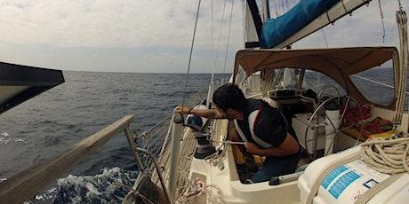 SOIRÉE VOYAGE #39 - Transatlantique en voilier sans expérience billets
