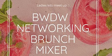 Black Women Do Work Networking Brunch tickets