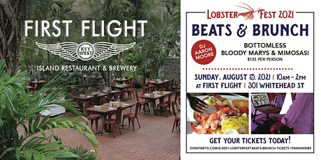 "2021 LobsterFest ""Beats & Brunch"" tickets"