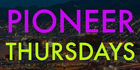 Pioneer Thursdays tickets