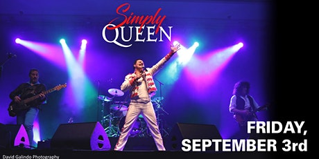Simply Queen The Ultimate Queen Tribute tickets