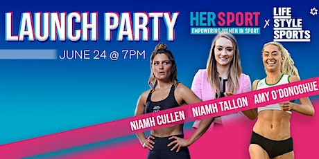 Her Sport & Life Style Sports: Official  Launch tickets