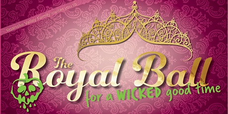 The Royal Ball 2021 Presented by Roanoke Valley Family Magazine tickets