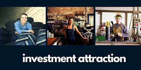 Business & Investment Attraction Workshop tickets