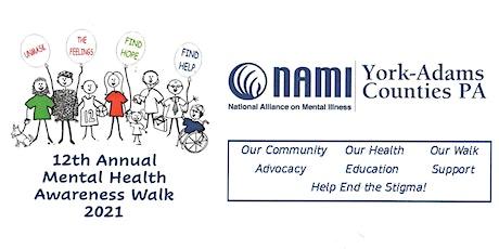 12 th Annual Mental Health Awareness Walk tickets