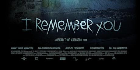 Icelandic Movie Night -  I Remember You tickets