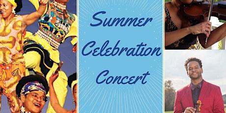 Summer Celebration Concert tickets