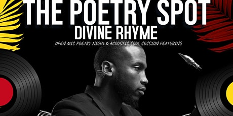 THE POETRY SPOT Featuring TREY DANIELS tickets