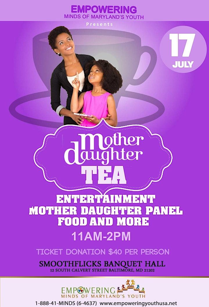 Mother Daughter Tea image