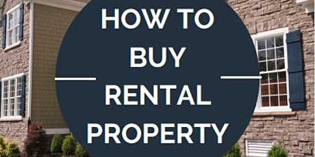 How To Buy Rental Property tickets