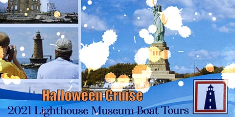 2021 National Lighthouse Museum Boat Tours tickets