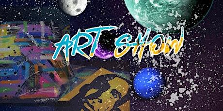 Art 2 Death Show Case tickets