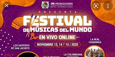 Festival entradas