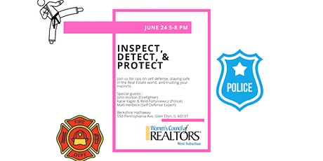 Inspect, Detect and Protect YOURSELF! ALL ABOUT YOU tickets