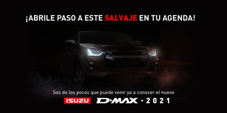 Visita Nuevo D-Max V2 boletos