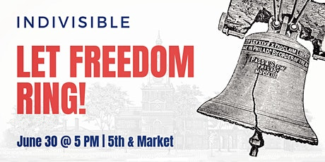 Let Freedom Ring: Rally for the For the People Act tickets