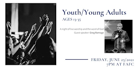 FAFC - Youth & Young Adults tickets