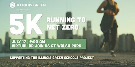 Running to Net Zero 5K tickets