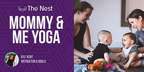 Mommy And Yoga   Postpartum Yoga with Babies   Davie, FL tickets