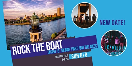 Miss Buffalo - Johnny Hart and the Mess & Grosh tickets