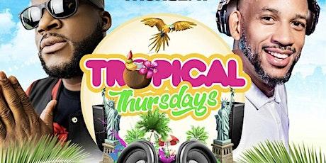 TROPICAL THURSDAYS  ON LAND at JOUVAY NIGHTCLUB tickets
