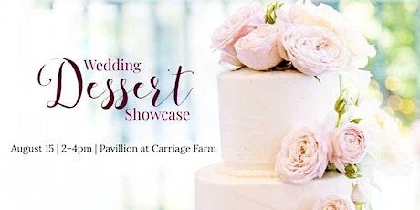 Wedding Dessert Showcase 2021 tickets