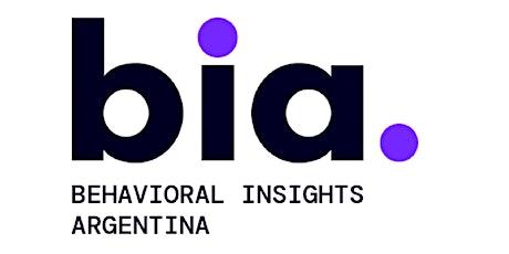 Behavioral Insights Argentina - S1E4 entradas
