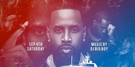 VH1's Safaree & Friends Labor Day Weekend Yacht Party tickets