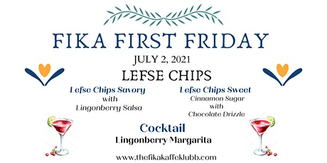 Fika First Friday Evening Edition tickets