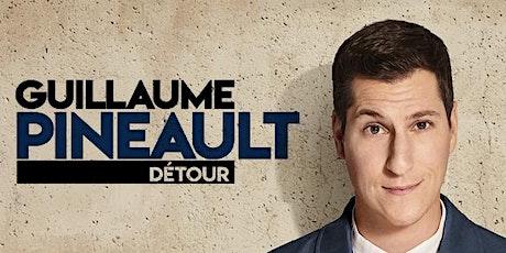 Guillaume Pineault - Détour billets