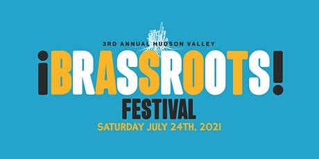 Hudson Valley Brassroots Festival 2021 tickets