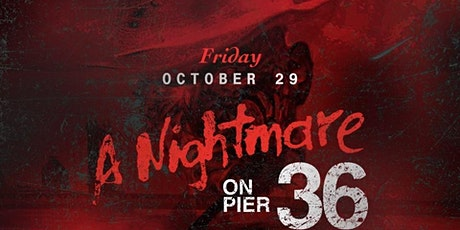Halloween Yacht Party Nightmare on Pier 36 tickets