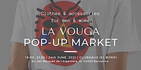 La Vouga Pop-up Market entradas
