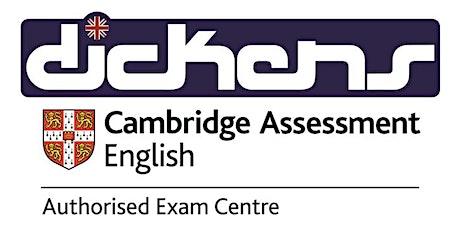 Webinar y novedades desde Cambridge Assessment English tickets