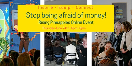 Rising Pineapples Online Event tickets