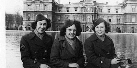 Journey to Mollie's War: WACs and World War II tickets