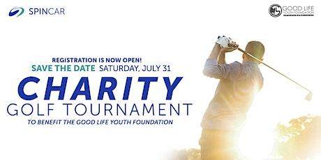 SpinCar Golf Tournament 2021 tickets