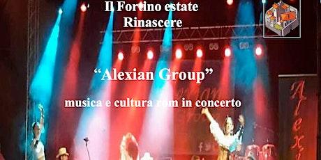 Alexian Group in concerto biglietti