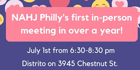 NAHJ Philly In-Person Happy Hour tickets