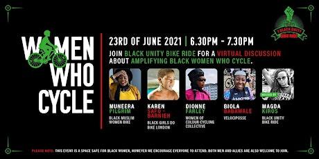 BUBR - Women Who Cycle entradas